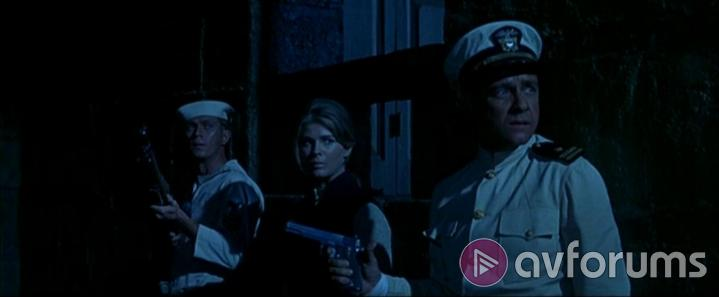 The Sand Pebbles Extras