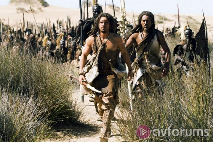 10,000 BC Extras