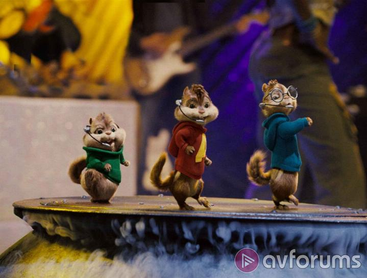 Alvin and the Chipmunks Picture