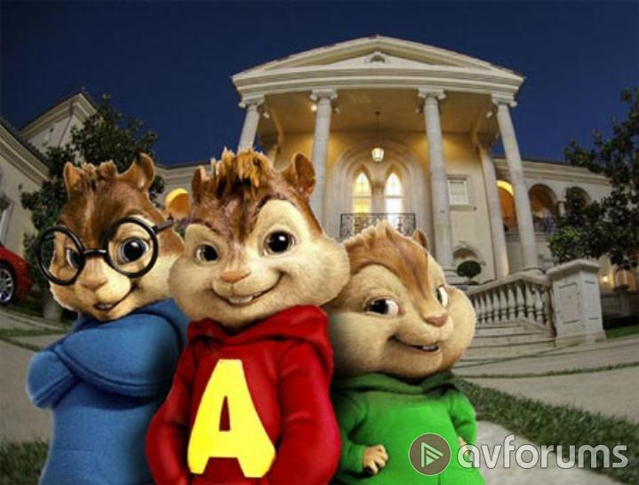 Alvin and the Chipmunks Extras
