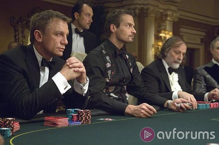 Casino Royale: Deluxe Edition Extras