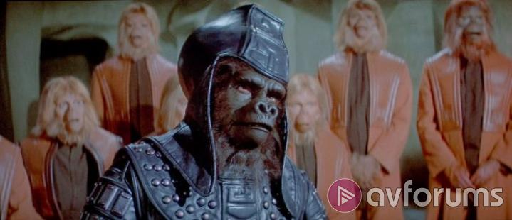 Planet Of The Apes - 40-Year Evolution Collection Extras