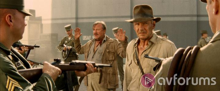 Indiana Jones and the Kingdom of the Crystal Skull Sound