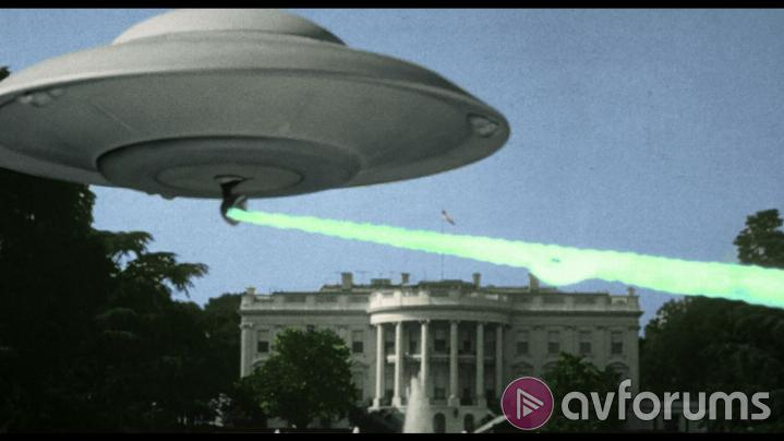 Earth Vs. The Flying Saucers Sound