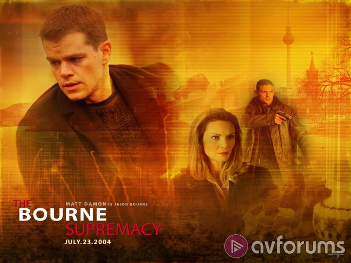 The Bourne Trilogy Extras