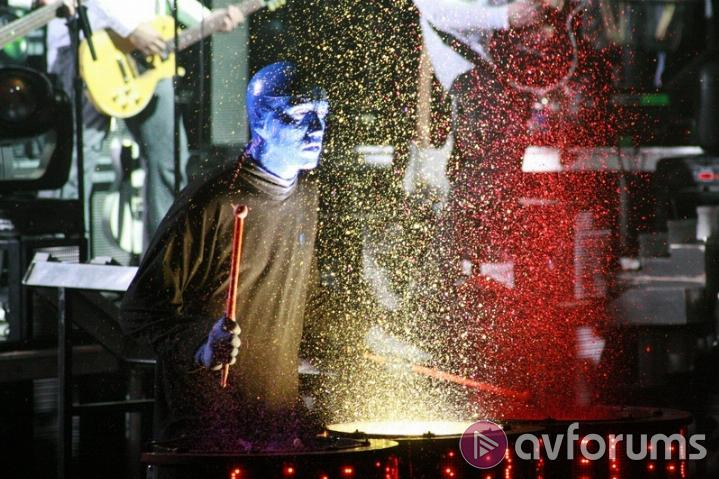 Blue Man Group:How to be a Megastar Live Picture