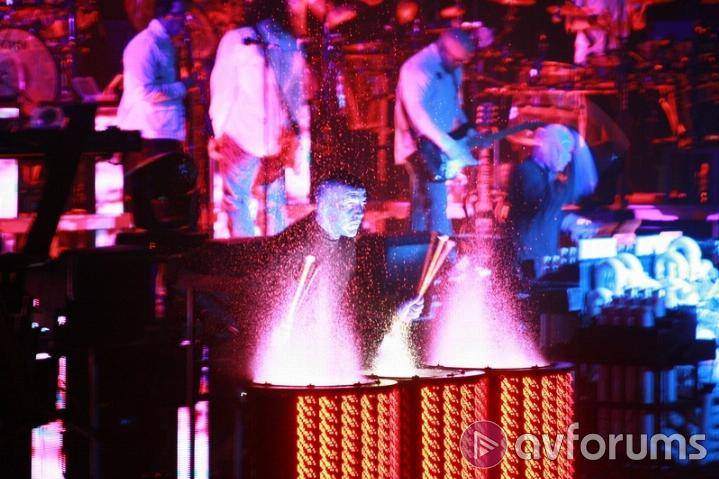 Blue Man Group:How to be a Megastar Live Sound