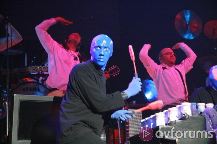 Blue Man Group:How to be a Megastar Live Extras