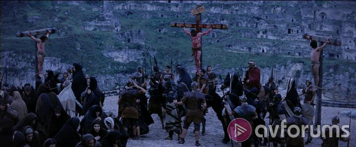 The Passion Of The Christ: The Definitive Edition Sound