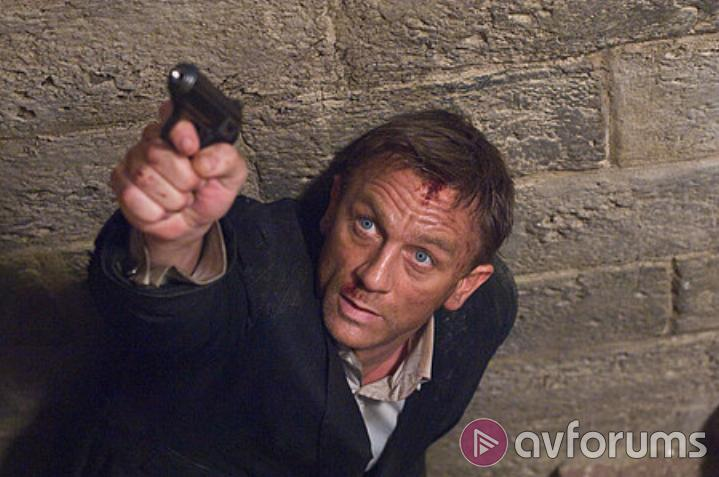 Quantum of Solace Extras