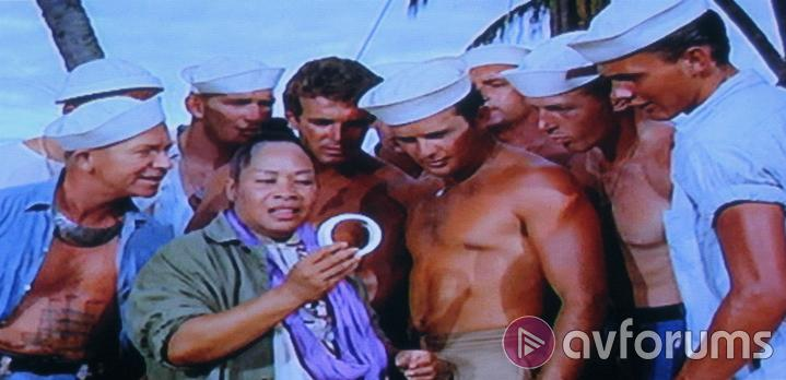 South Pacific Extras