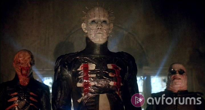 Hellraiser Blu-ray Picture Quality