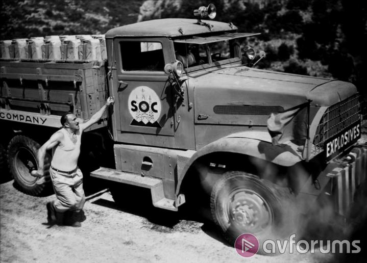 The Wages Of Fear Sound