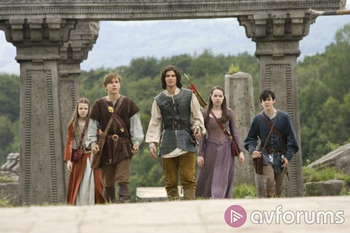 The Chronicles of Narnia: Prince Caspian Sound
