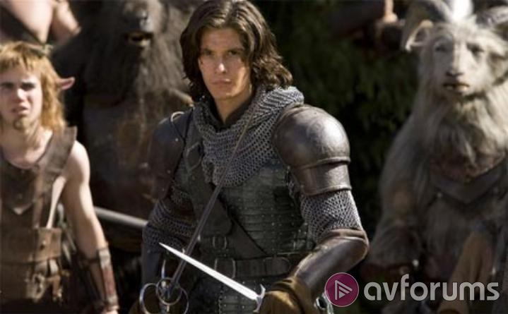 The Chronicles of Narnia: Prince Caspian Extras