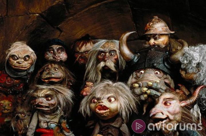 Labyrinth Extras