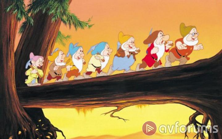 Snow White And The Seven Dwarfs - Diamond Edition Picture