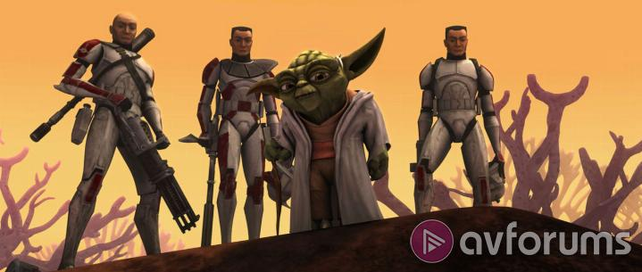 Star Wars: The Clone Wars: The Complete Season One Verdict