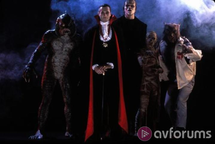 The Monster Squad - 20th Anniversary Edition Extras