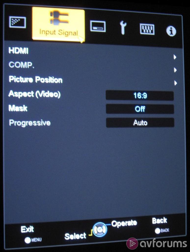 Jvc X3 D Ila 3d Projector Review Avforums
