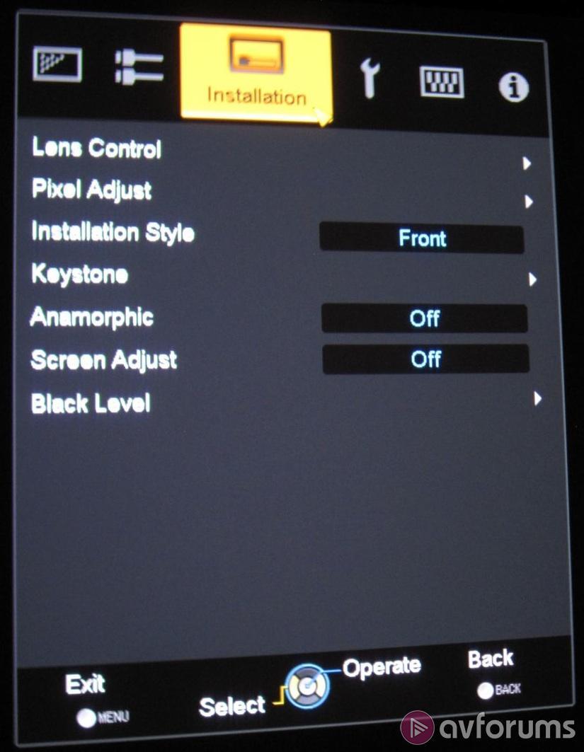 JVC X3 D-ILA 3D Projector Review | AVForums