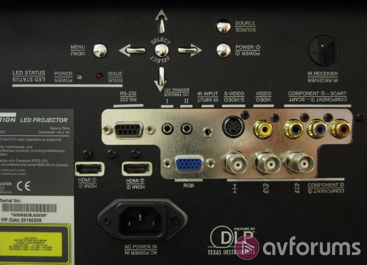 Digital Projection M-Vision Cine LED