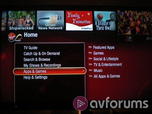 Virgin Tivo-Digital Personal Video Recorder | AVForums