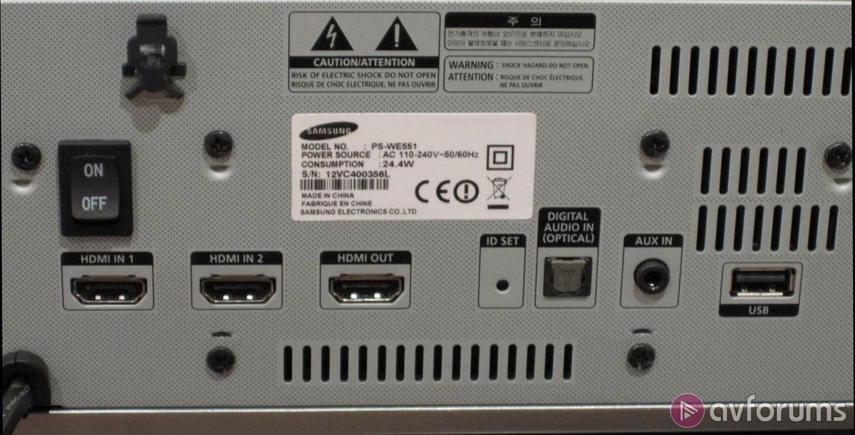 2015 soundbar w/wireless subwoofer (hw-j650) | owner information.