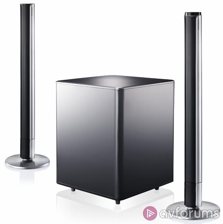 Samsung hw-e551 2. 1-channel soundbar review | avforums.