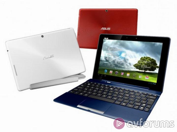 Asus Transformer Pad TF300T Design and Build Quality