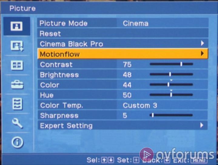 Sony VPL-VW80 SXRD Projector 1080 HD Review | AVForums