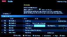 Samsung Smart TV System 2012 EPG Quality & PVR Features