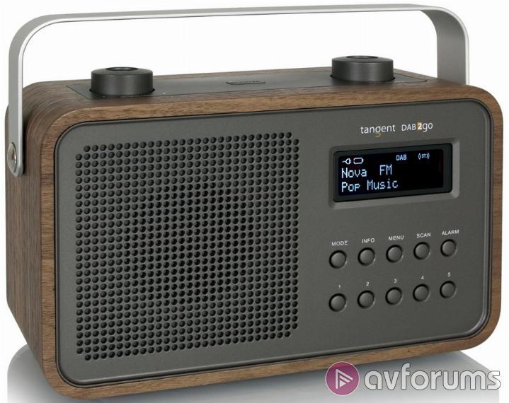 Tangent DAB2GO DAB+ FM Radio Review   AVForums