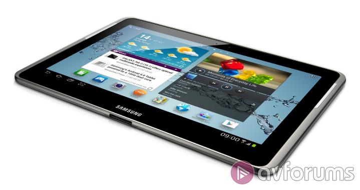 Samsung Galaxy Tab 2 (10.1) Features and Specification