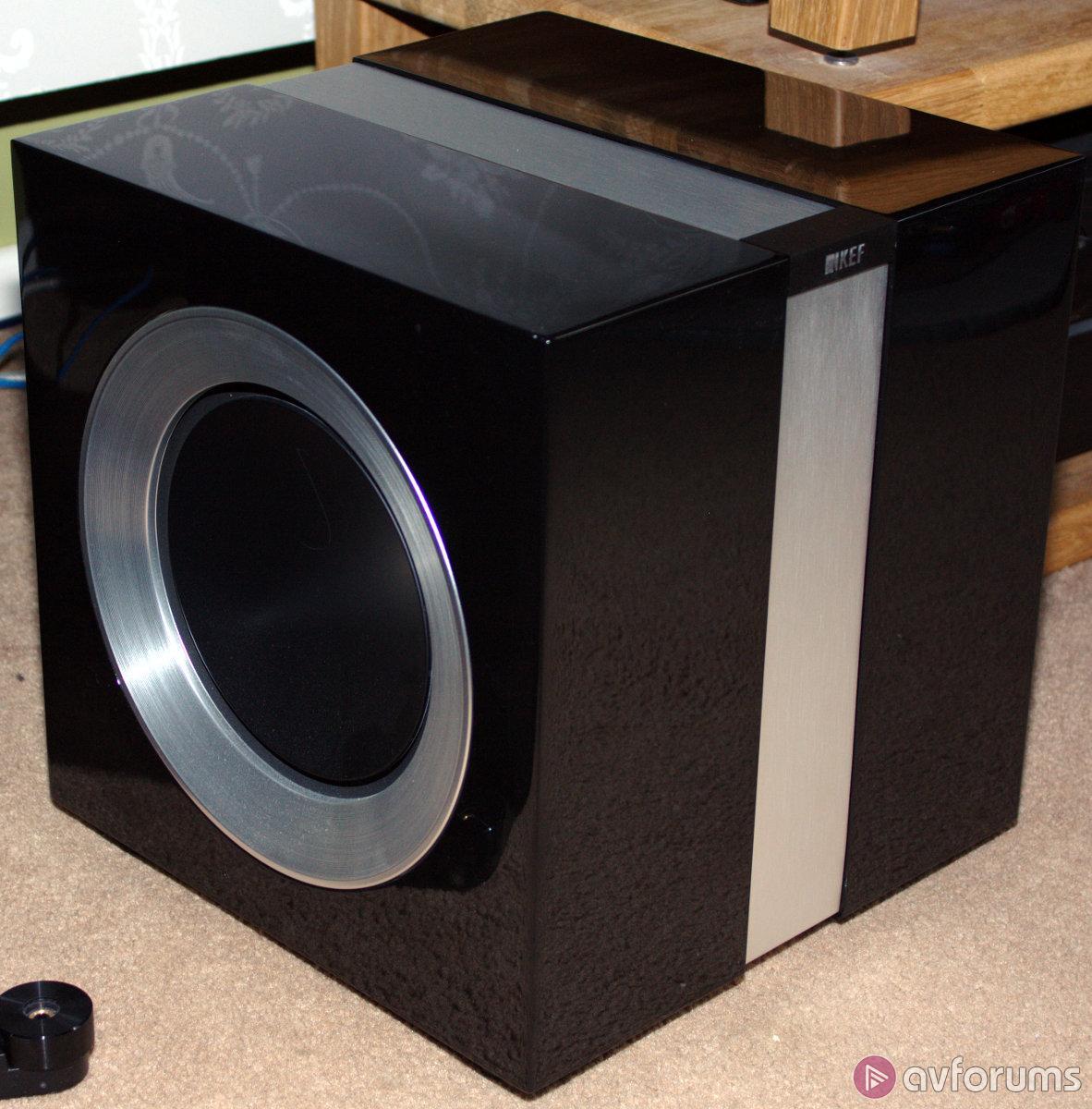 KEF R700 AV 5 1 Speaker Package Review | AVForums