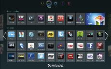 Samsung Smart TV System 2013