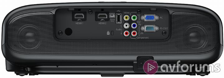 Epson EH-TW6100 Design and Features