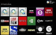 Sony Smart TV System 2013 Sony Entertainment Network