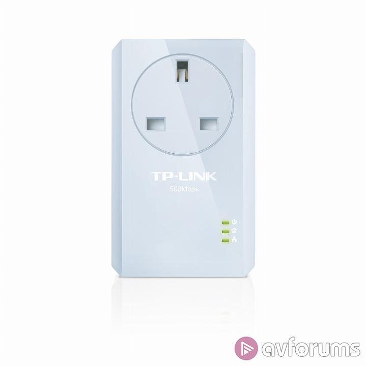 Tp Link Av500 Powerline Adaptor Kit With Ac Passthrough Review