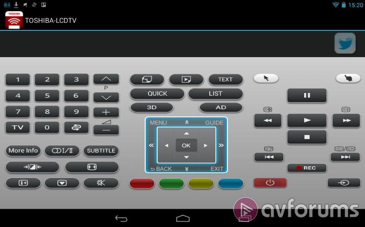 Toshiba Smart TV System 2013 Mobile Apps