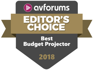 Editor's Choice Awards - Best Projectors 2018 | AVForums