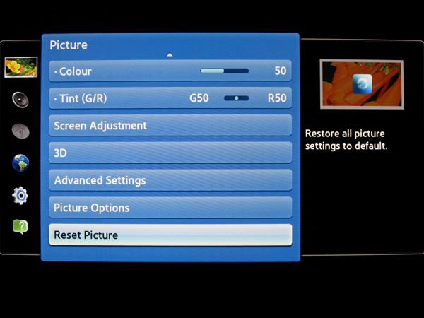 51 samsung plasma 1080p 3d calibration