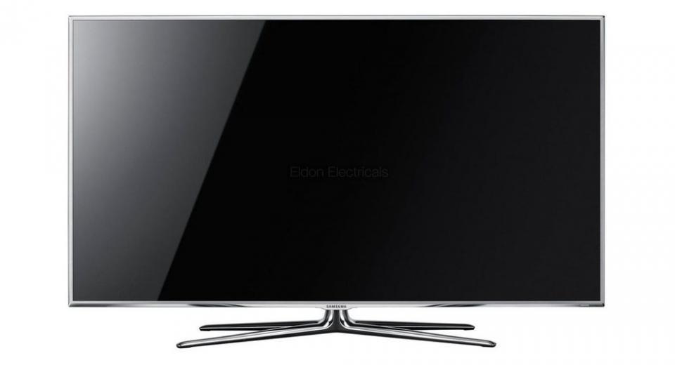 Samsung D8000 (UE-46D8000) 3D LED LCD TV Review