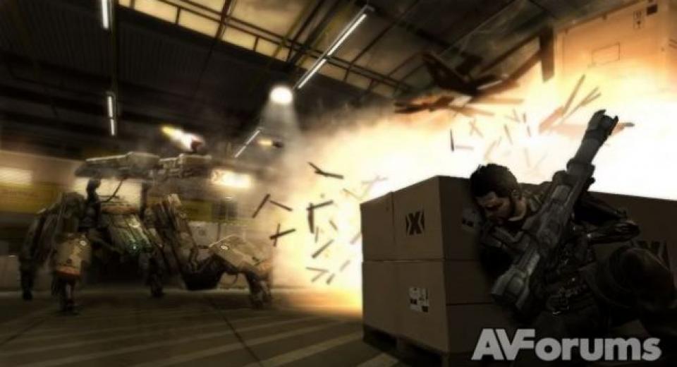 Deus Ex: Human Revolution Xbox 360 Review