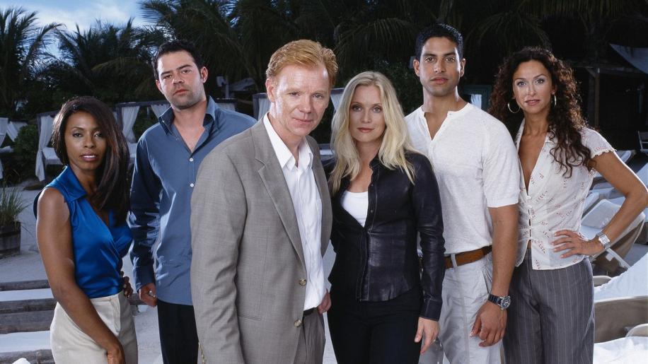 CSI: Miami: The Complete Third Season DVD Review