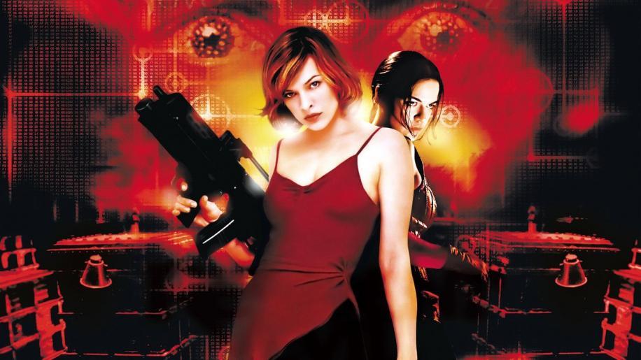 Resident Evil DVD Review