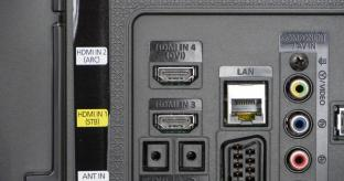 HDTV Connections Explained