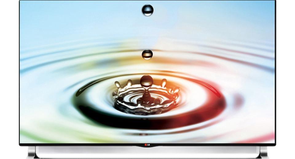 LG LA970W Ultra HD 4K TV Review