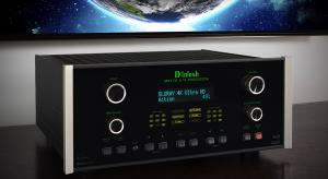 McIntosh announces MX170 and MX123 AV processors and MC255 amplifier