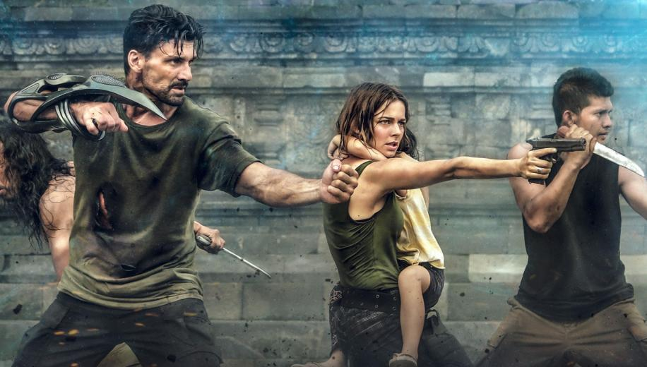 Beyond Skyline Blu-ray Review